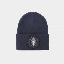 Zimná čiapka Cayler & Sons CL Navigating Beanie navy/gold - UNI