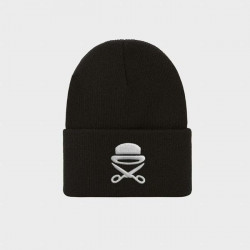 Zimná čiapka Cayler & Sons PA Icon Old School Beanie black/white - UNI