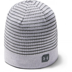 Zimná čiapka Under Armour Mens Reversible Golf Beanie-GRY