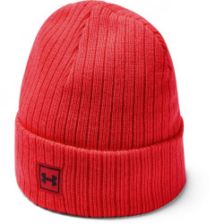 Zimná čiapka Under Armour Mens Truckstop Beanie 2.0-RED