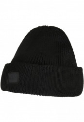 Zimná čiapka Urban Classics Knitted Wool čierna #2