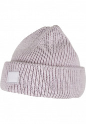 Zimná čiapka Urban Classics Knitted Wool lilac #2