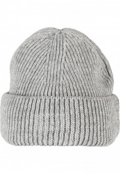 Zimná čiapka Urban Classics Knitted Wool šedá #1