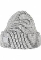 Zimná čiapka Urban Classics Knitted Wool šedá #2