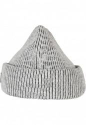 Zimná čiapka Urban Classics Knitted Wool šedá #3