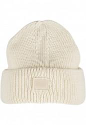 Zimná čiapka Urban Classics Knitted Wool whitesand
