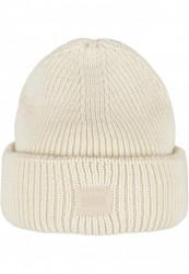 Zimná čiapka Urban Classics Knitted Wool whitesand #1