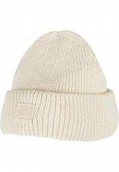 Zimná čiapka Urban Classics Knitted Wool whitesand #2
