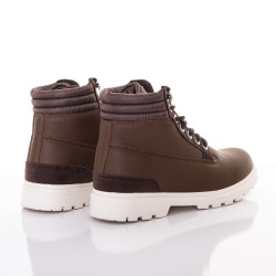 Zimná obuv URBAN CLASSICS WINTER BOOTS BROWN/DARK #2