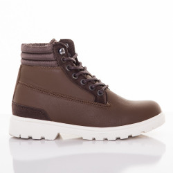 Zimná obuv URBAN CLASSICS WINTER BOOTS BROWN/DARK #3