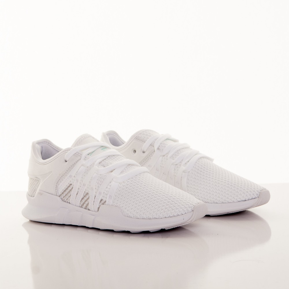 ADIDAS ORIGINALS Dámske biele vzdušné tenisky Adidas EQT Racing ADV ... 415332ee877