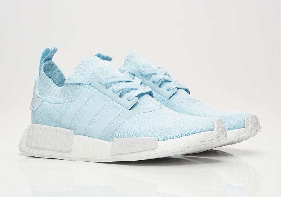 ADIDAS ORIGINALS Dámské Tenisky Adidas NMD R1 Woman PK Ice Blue White  BY8763  1 627032f693c
