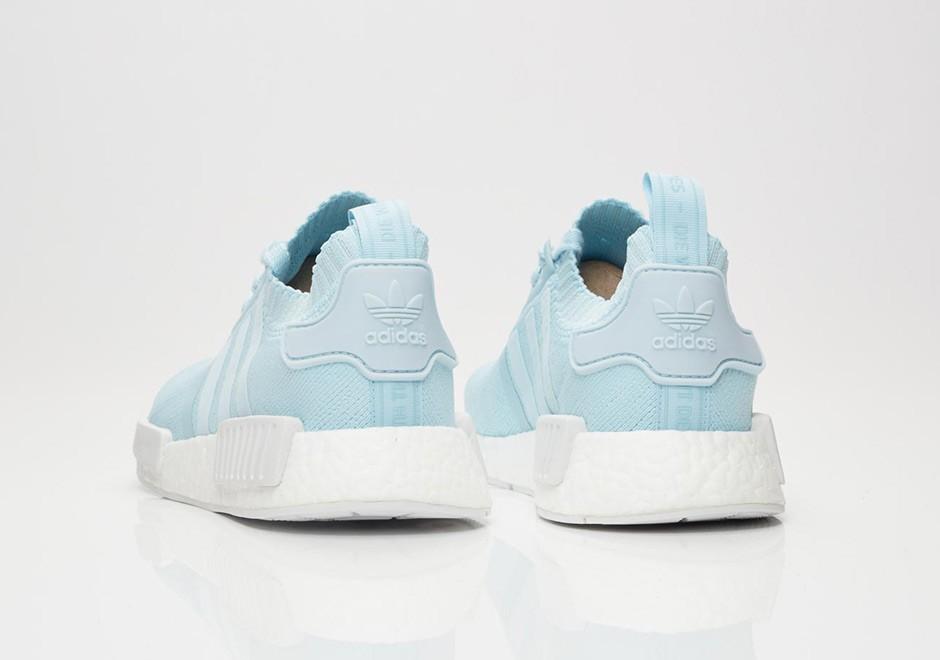 ADIDAS ORIGINALS Dámské Tenisky Adidas NMD R1 Woman PK Ice Blue White  BY8763  2 26d0b2b3c6b