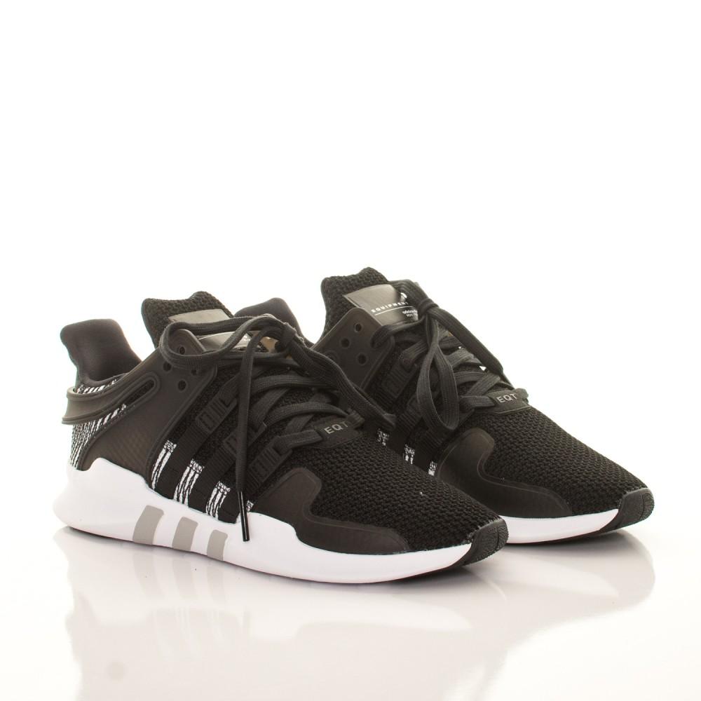 ... meet 5e847 de68b ADIDAS ORIGINALS Pánske čierne sieťované tenisky adidas  EQT Support ADV ... 7db1f16789a