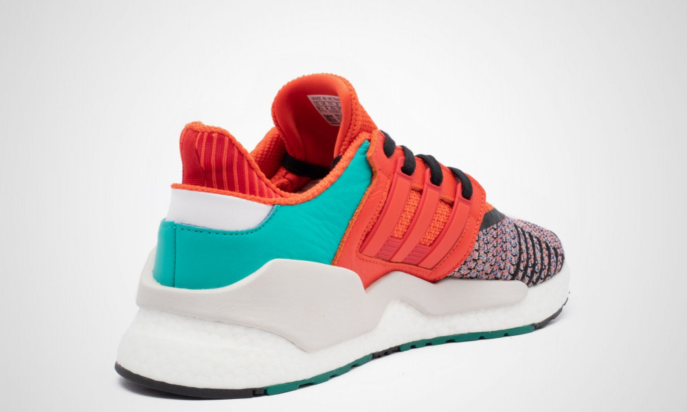 693e9e37e7627 ADIDAS ORIGINALS Pánske tenisky ADIDAS ENERGY EQT SUPPORT 91/18 BOLD ORANGE,  WHITE &