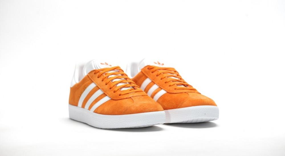 c1c75a7eda9 ADIDAS ORIGINALS Pánske tenisky Adidas Gazelle OG B Orange White ...