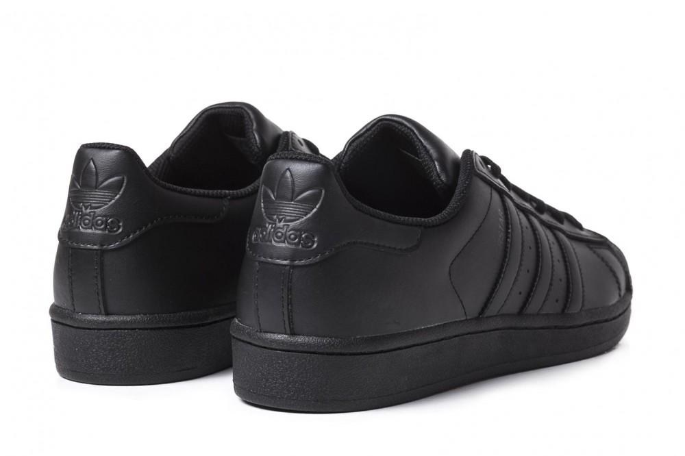 ADIDAS ORIGINALS Pánske tenisky Adidas Superstar Foundation Black Black  AF5666  2 720a4ee06b6