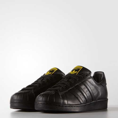 ADIDAS ORIGINALS Pánske tenisky Adidas Superstar Pharrell Williams Black  Black 428cd7a60b4
