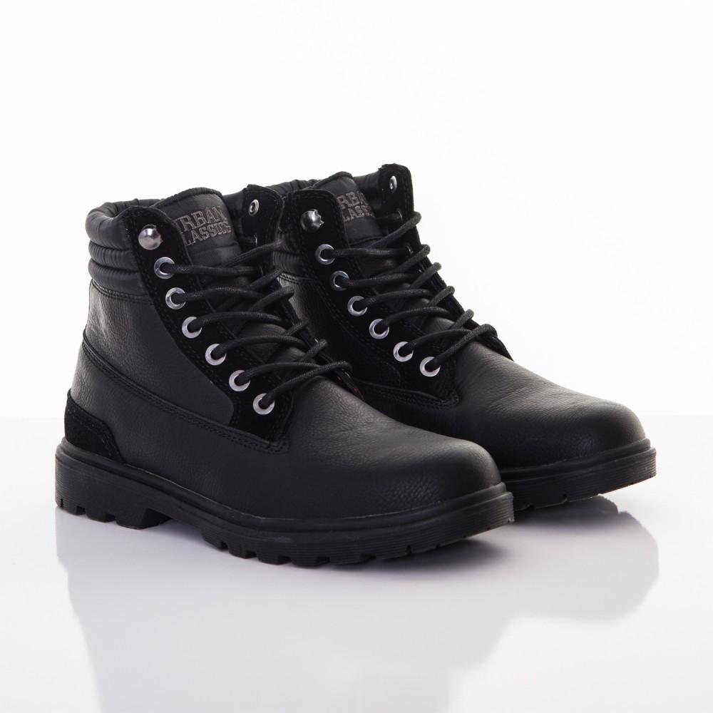 Dámska zimná obuv URBAN CLASSICS Winter Boots blk/blk