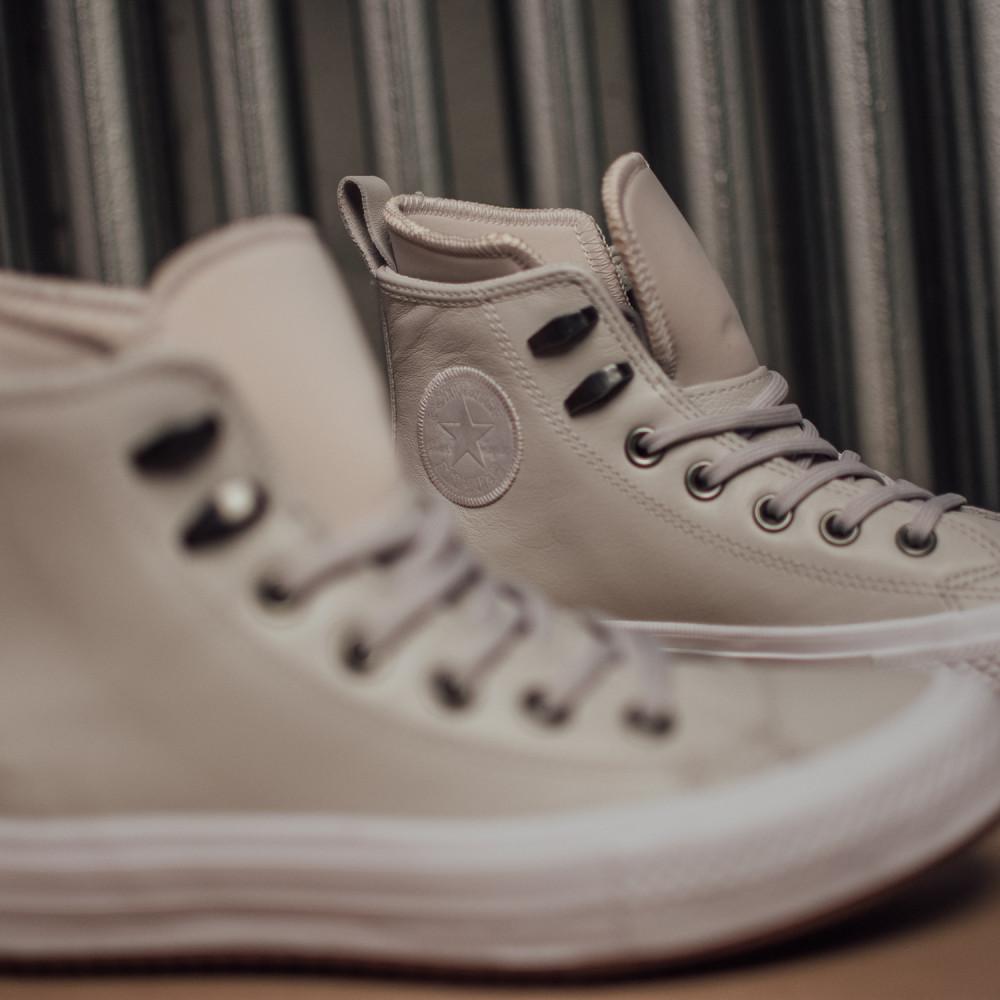 50ddb95121aa Dámske biele kotníkové tenisky Converse Chuck Taylor Wp - Dámske ...