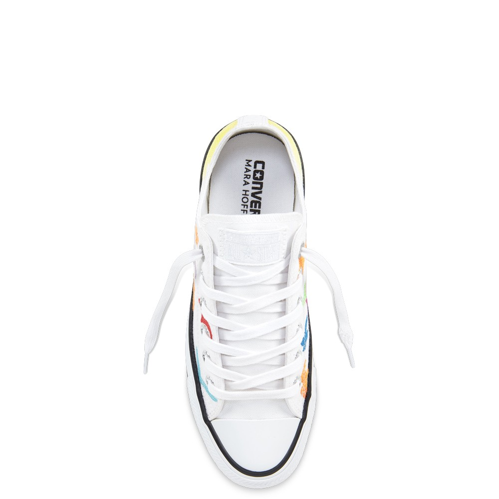 Dámske biele plátené tenisky Converse Chuck Taylor All Star - Dámske ... acd2e541f06