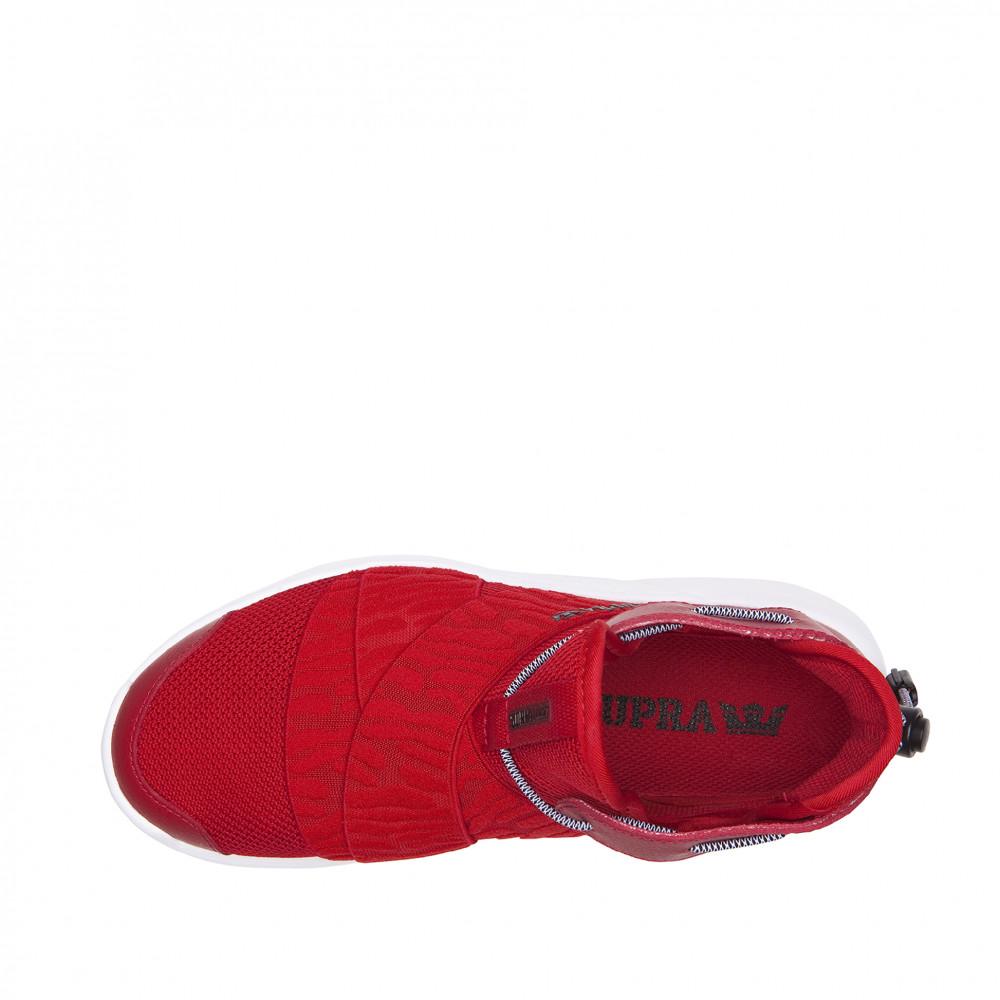 Dámske červené tenisky Supra Anevay - Dámske tenisky - Locca.sk f717c567d0