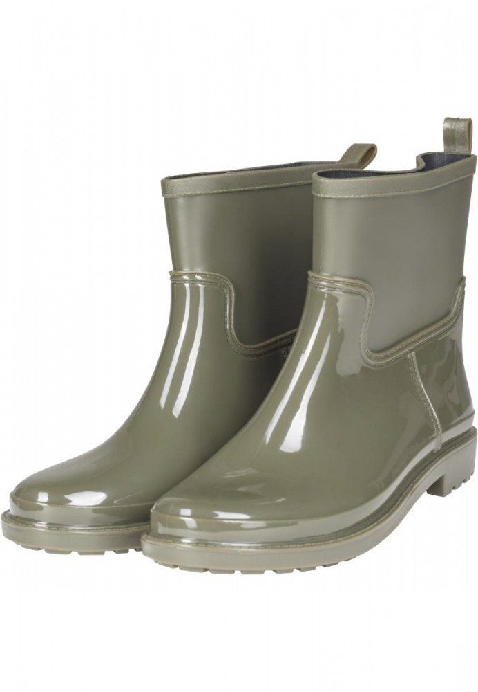 Dámske gumáky Urban Classics Rain Boot olive