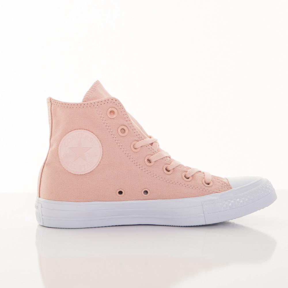 ad8646521b111 Dámske ružové plátené tenisky Converse Chuck Taylor - Dámske tenisky ...
