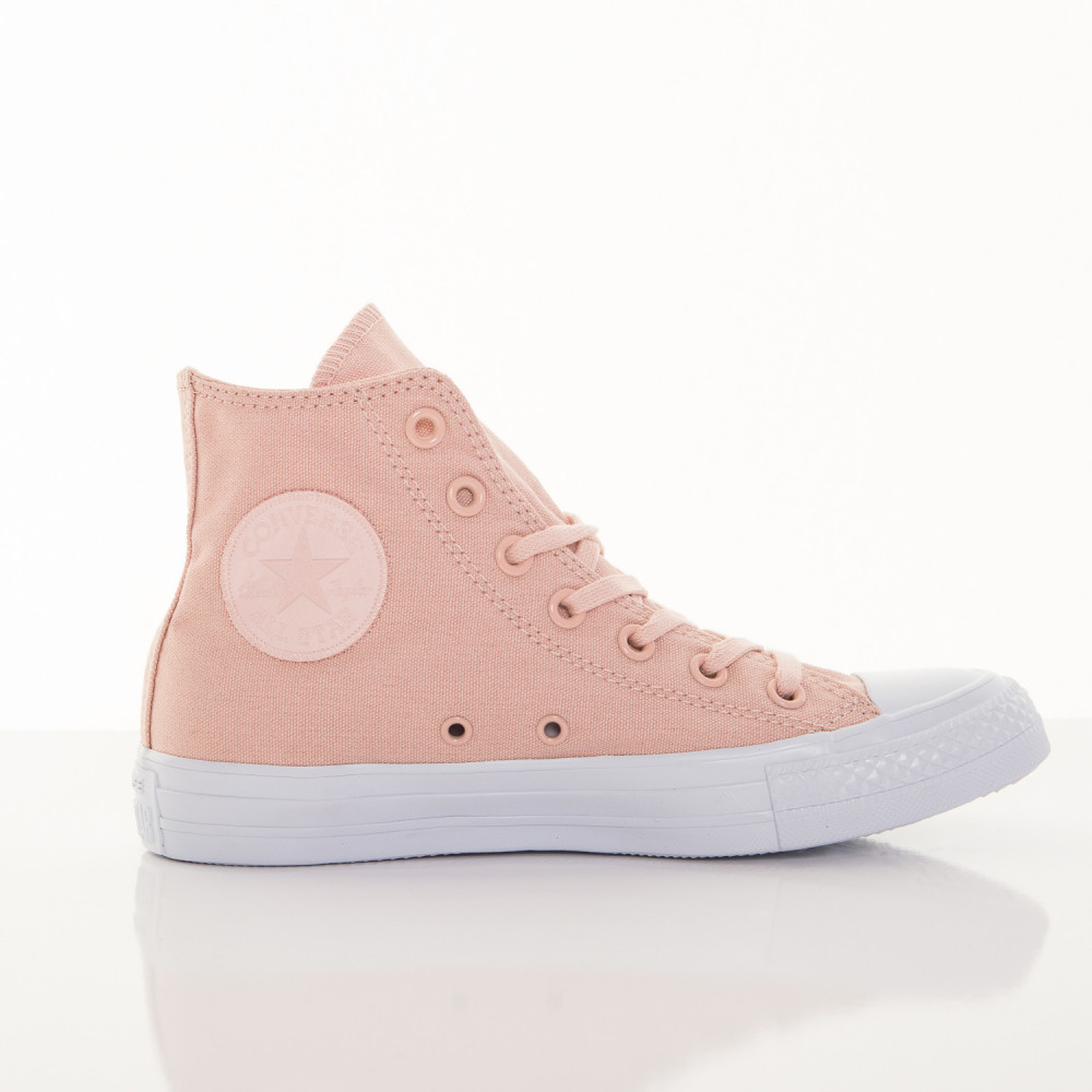 Dámske ružové plátené tenisky Converse Chuck Taylor - Dámske tenisky ... bb001df88cc
