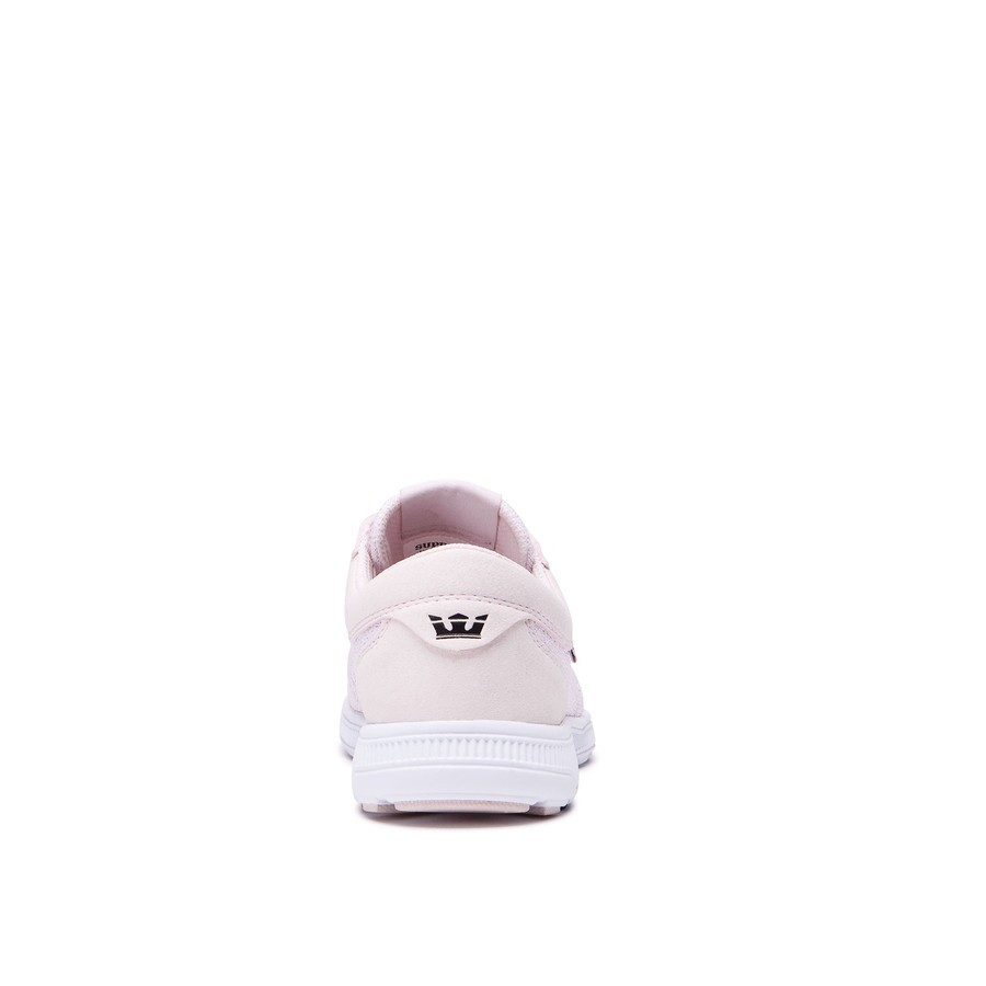 Dámske ružové tenisky Supra Hammer Run - Dámske tenisky - Locca.sk b186480fa8