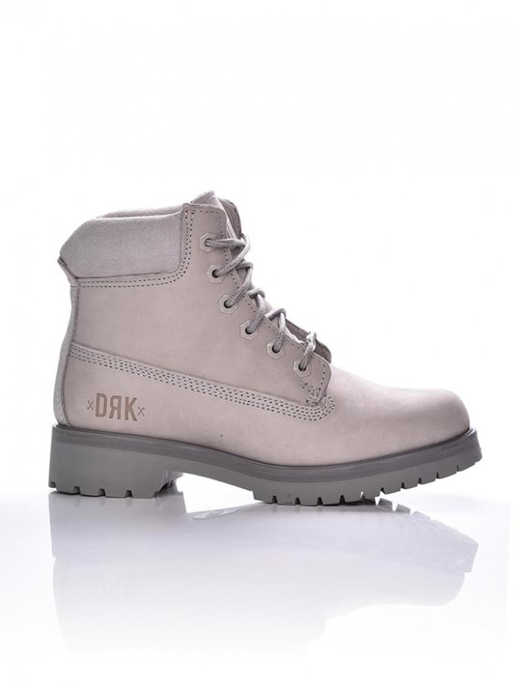Dámske šedé topánky na zimu Dorko WOODSMAN