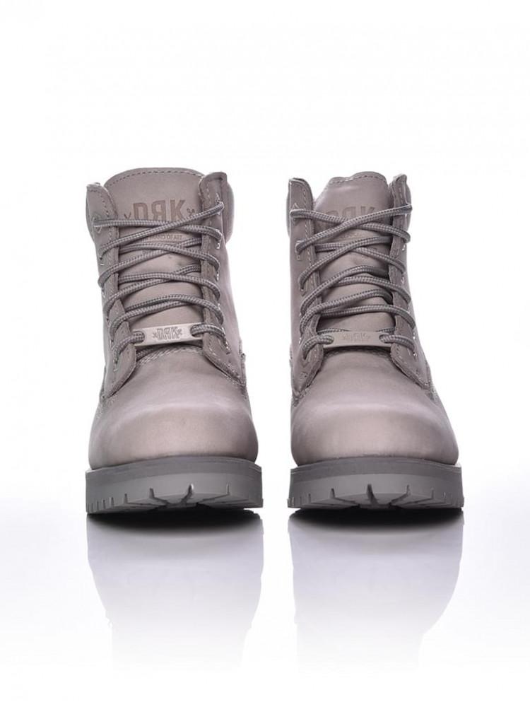 77c07eb1dc132 Dámske šedé topánky na zimu Dorko WOODSMAN - Dámska obuv - Locca.sk