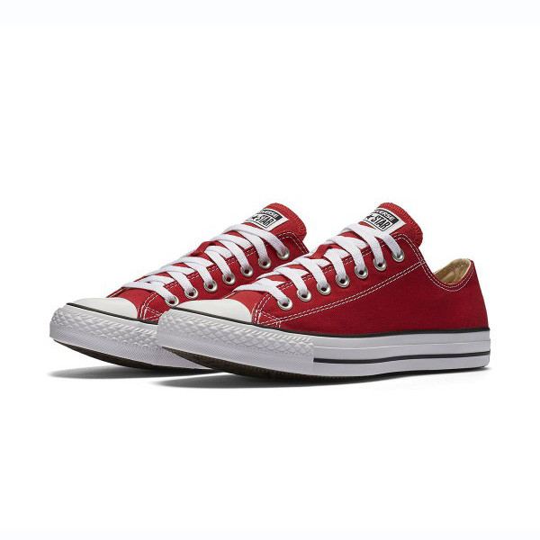 Dámske tenisky CONVERSE CHUCK TAYLOR ALL STAR CANVAS LOW Red white