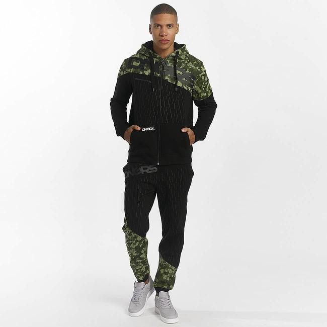 Dangerous DNGRS   Suits Tritop in camouflage - Pánské športové ... 70d7b953c8f