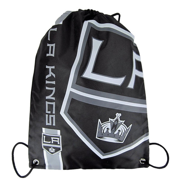 Forever Collectibles NHL Cropped Logo Gym Bag Kings - UNI