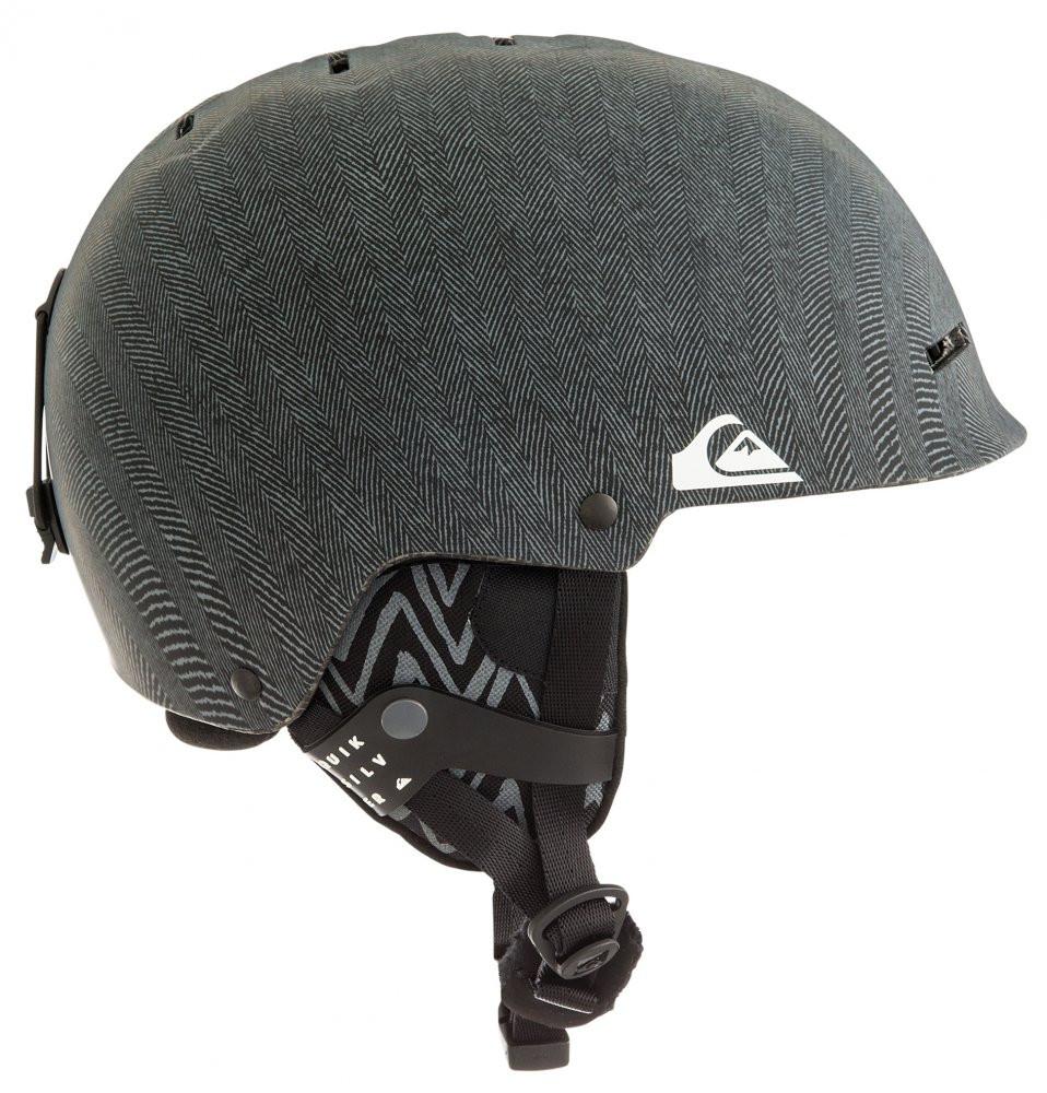 Helma Quiksilver Fusion black - Snowboardové prilby - Locca.sk e4ead05490d