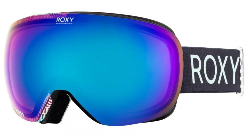 Lyžiarské okuliare Roxy Popscreen true black 8a378b57036