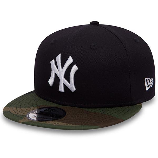 ff20610b7 New Era 9Fifty Snapback New York Yankees Team Camo - Šiltovky - Locca.sk