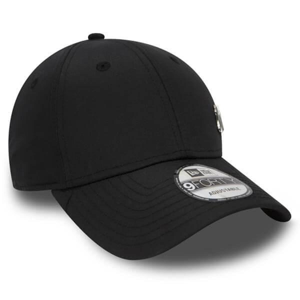 ... good selling 6ed7b e4aa8 New Era 9Forty Flawless Logo NY Yankees Black  - UNI 3 ... f28b56c0f7