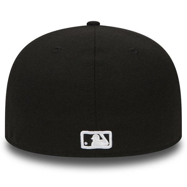 f39ced56f New Era MLB Basic NY Yankees Black White - Šiltovky - Locca.sk