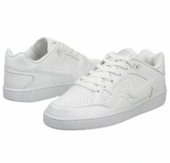 Nike Son Of Force (GS) White White
