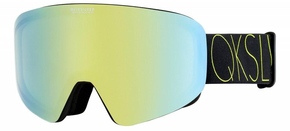 Okuliare Quiksilver QS RC lime green - Lyžiarske okuliare - Locca.sk 8bb1439860a
