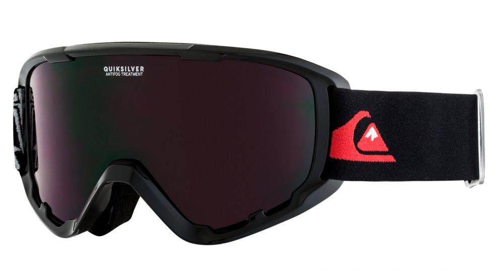Okuliare Quiksilver Sherpa black - Lyžiarske okuliare - Locca.sk fface8a374d