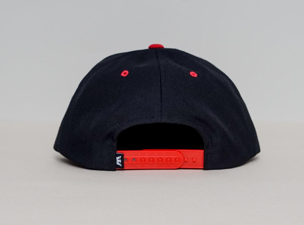 Pánska čiernočervená šiltovka Supra Above - Šiltovky - Locca.sk c379a56b4b8