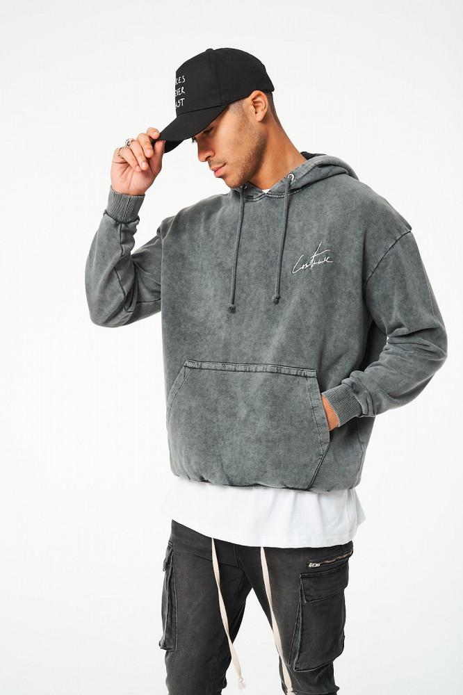 Pánska mikina THE COUTURE CLUB Essential Oversized Hoodie
