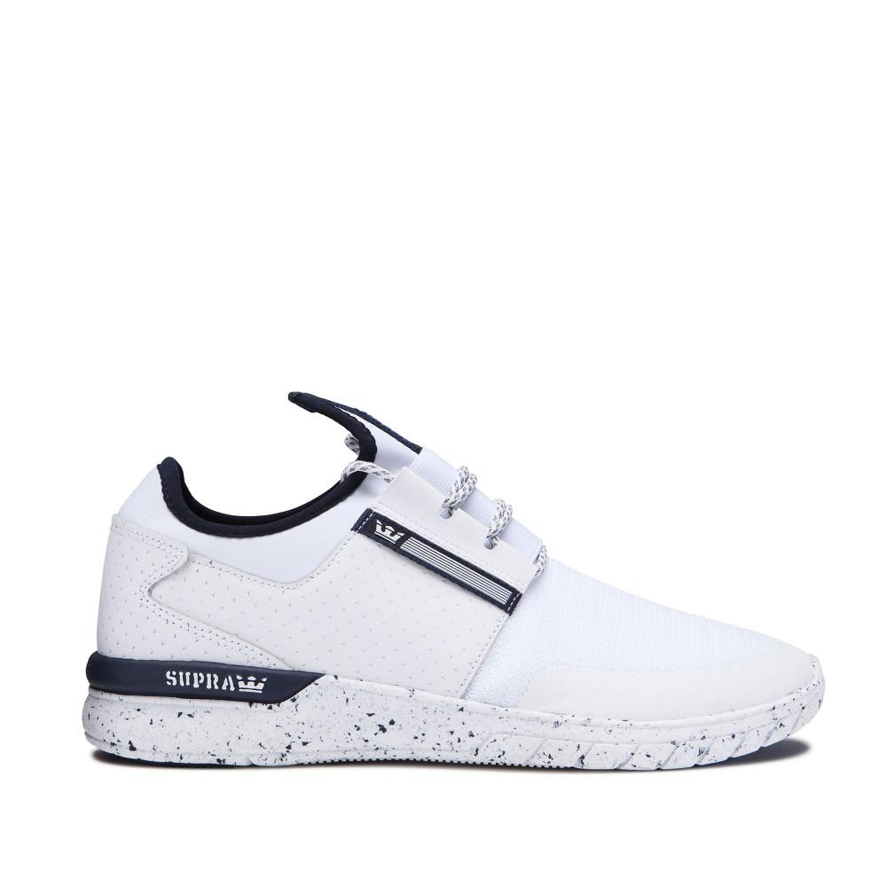 Pánske biele tenisky Supra Flow Run Evo - Pánske tenisky - Locca.sk fd12e90747f