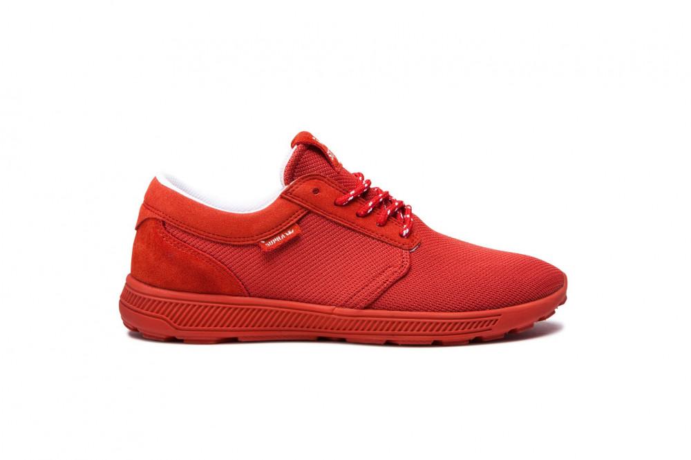 Pánske červené tenisky Supra Hammer Run Bossa Nova - Pánske tenisky ... 3d9981a30dd
