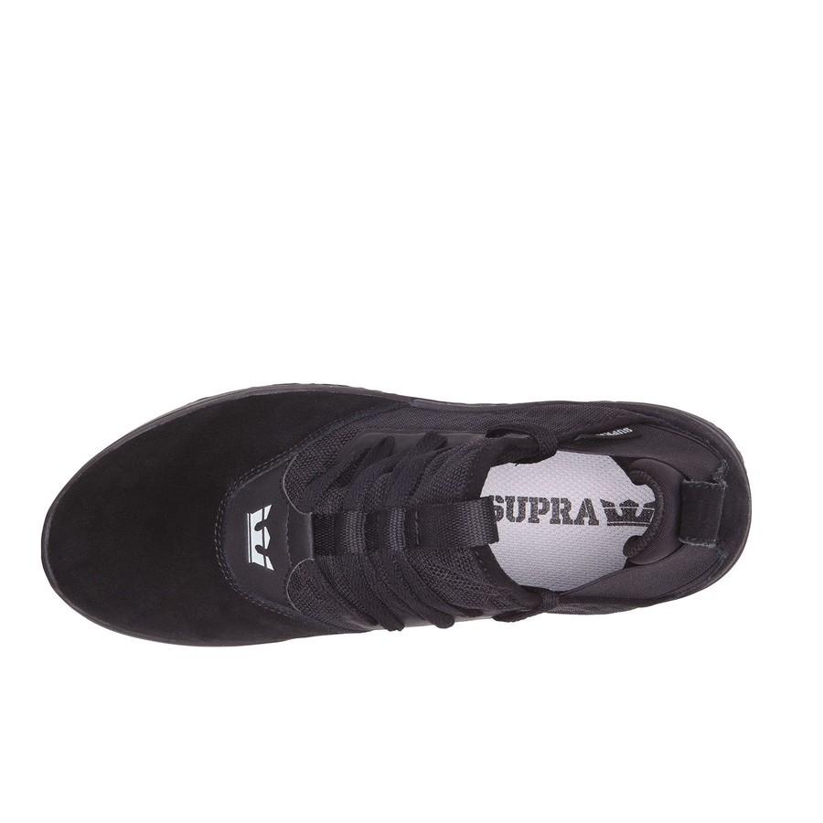 1012a3dc3063 Pánske čierne tenisky Supra Titanium - Pánske tenisky - Locca.sk