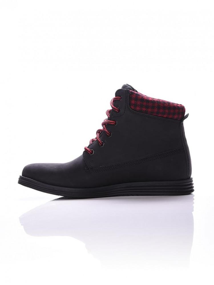Pánske čierne topánky na zimu Dorko ARIEL BLACK - Pánska zimná obuv ... 843233d388