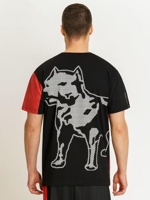 f3b21d774158 Pánske čierne tričko Amstaff Alrik T-Shirt Size  3XL - Pánske tričká ...